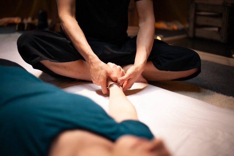 Wellness Massage Darmstadt