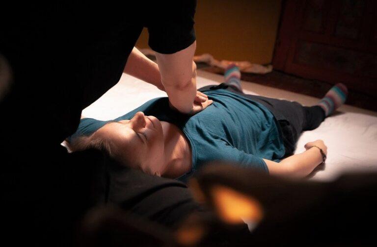 Wohlfühl Massage in Darmstadt